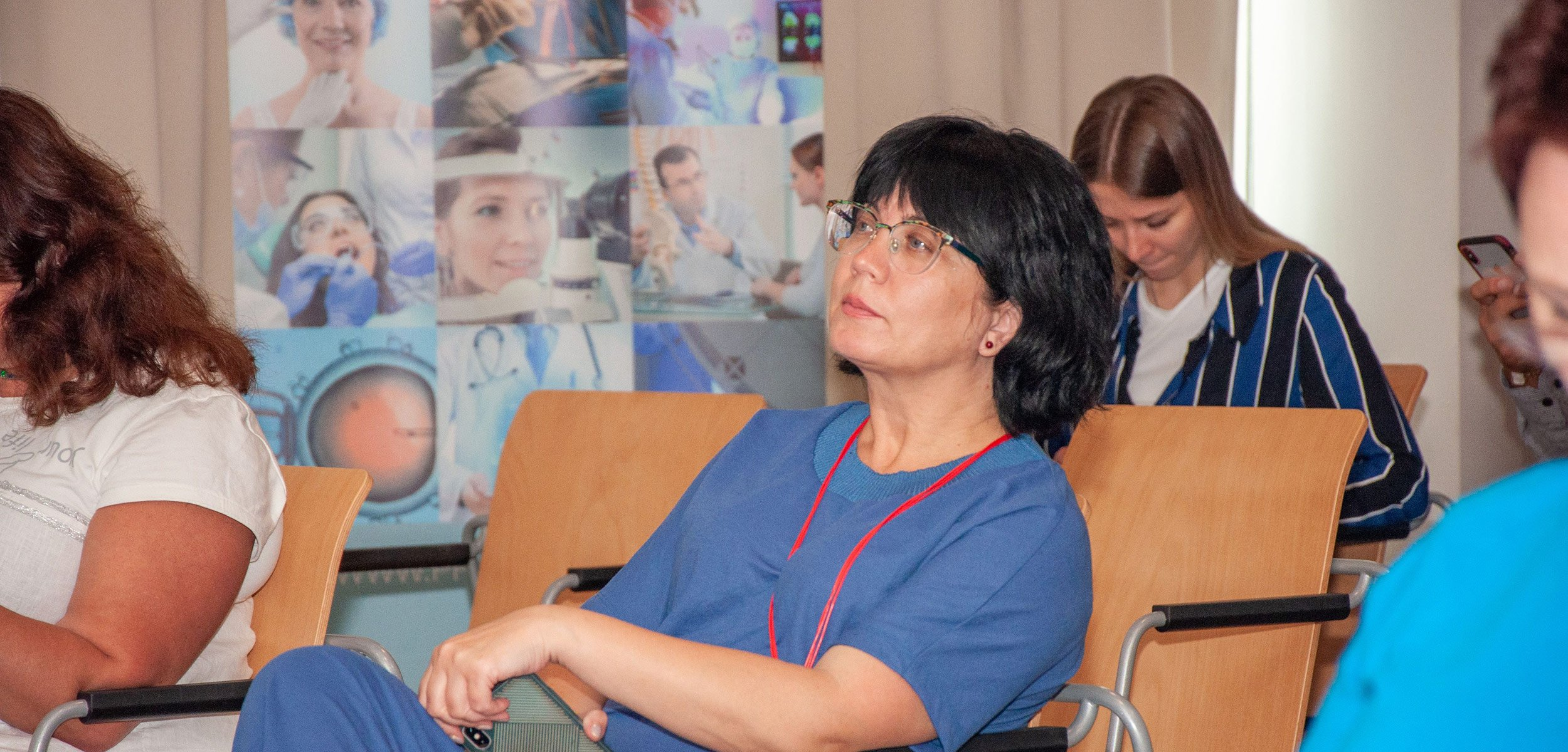 Management of the Patient: International Experience»  Bulgaria